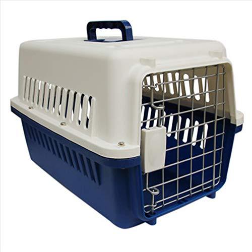 Yinghuang Transportkoffer mit Vier Lenkträgern, Großer mittlerer Hund und Katze Pet Cage