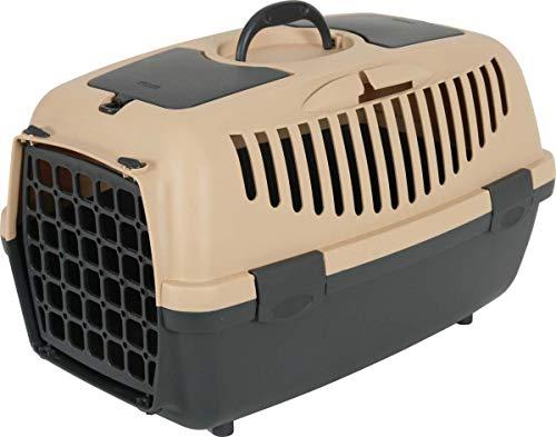 Zolux Hundetransportkorb Gulliver 3 Sand/grau 40 x 61 x 38 cm
