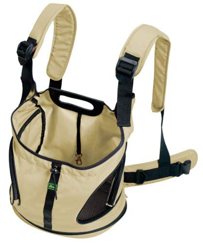 HUNTER Tasche Outdoor – Kangaroo Farbe beige/schwarz, Größe one-Size