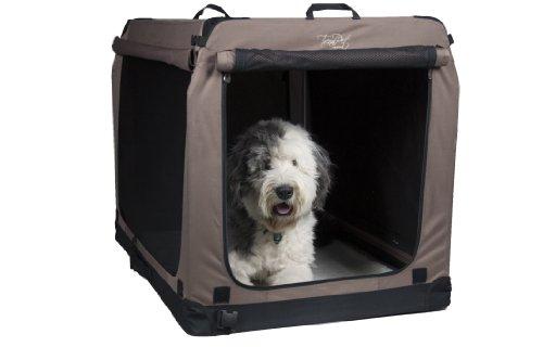 TrendPet Faltbare Hundebox TPX-Pro (TPX110-Pro 110x70x75cm)