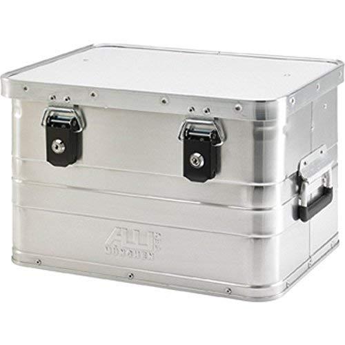 Aluminiumbox  B90 mit Zylinderschloss 780 x 380 x 380 mm