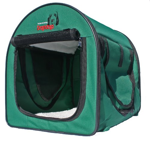 Dogidogs Hundetransportbox faltbar Transportbox für Hunde Hundebox Auto - Dogi Kennel Premium - Größen S bis XXXL
